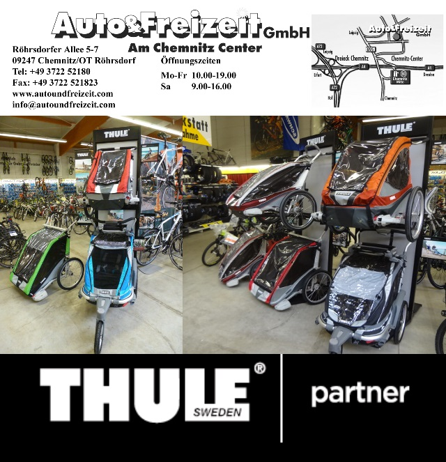 004 Thule Chariot Partner